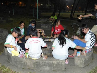 天主教同學會「信仰歷奇迎新營」