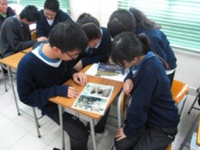 中六宗教及道德教育課