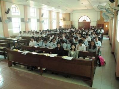靈修教育方向(09-10)